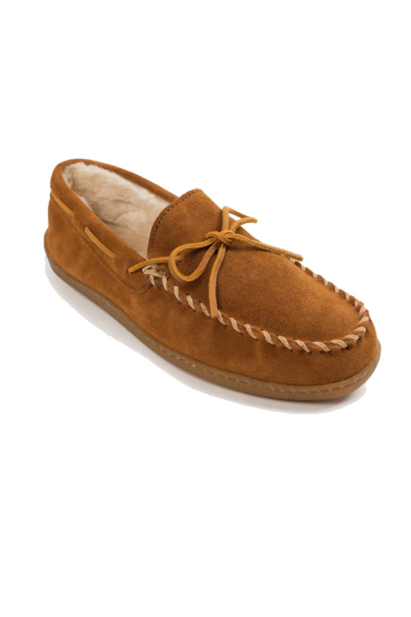 Minnetonka Hard Sole Moc
