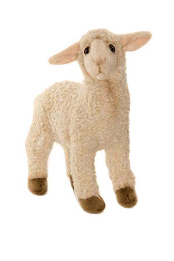 Stuffed Sheep Medium
