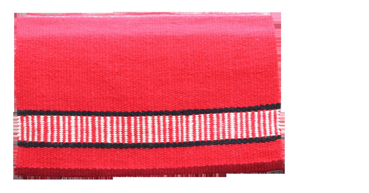 Wool Rug Red