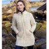 West End Cork Long Zip Coat