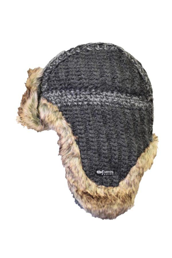 Everest Designs Alaskan Trapper Charcoal