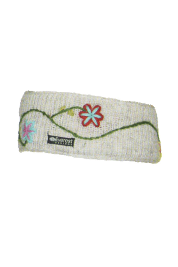 Everest Designs Flower Headband